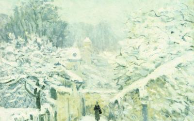 ALFRED SISLEY – Subtile Poesie flüchtiger Momente