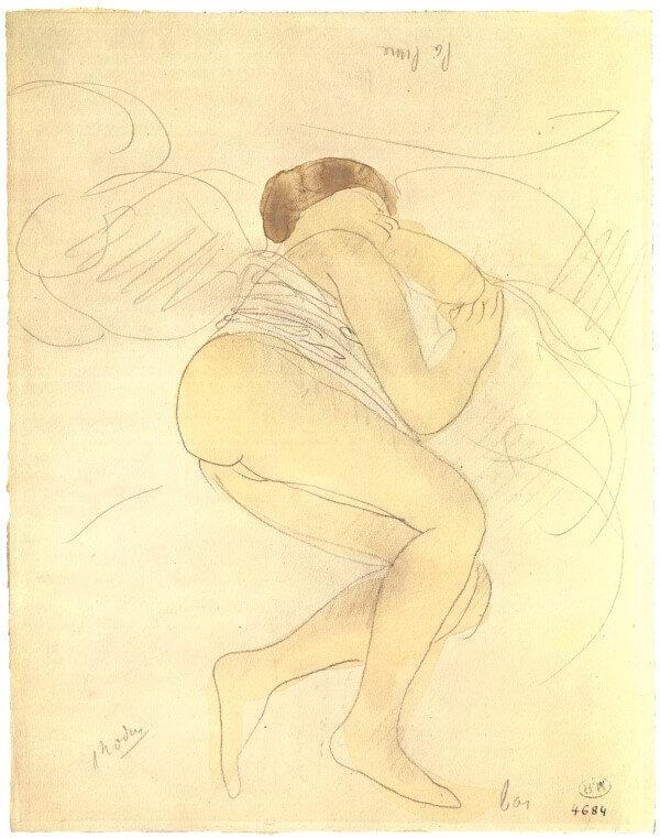 Auguste Rodin – Der Mond