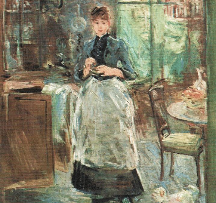 BERTHE MORISOT – Die Frau in der Impressionisten-Gruppe