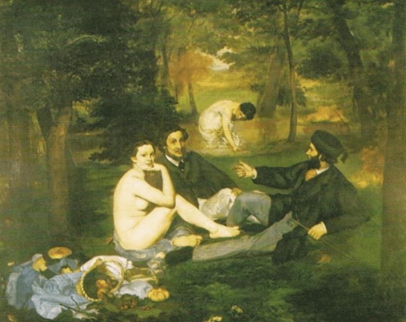 """Der Kaiser ist empört: """"… dieses Gemälde ist ein Angriff gegen die Sittsamkeit"""""""