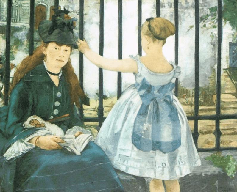 Die Grundsätze und Hauptgedanken des Impressionismus