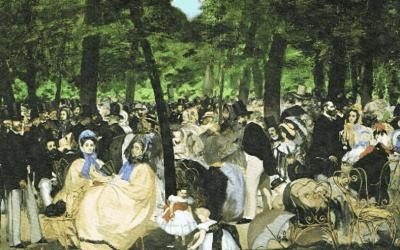 EDOUARD MANET – Wegbereiter des Impressionismus
