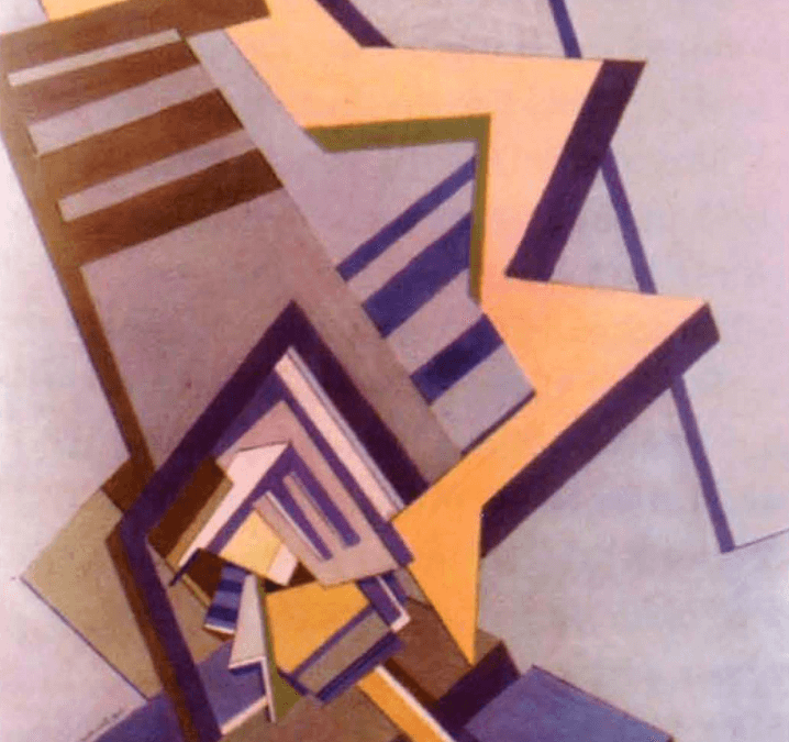 Abstrakte Komposition, 1915