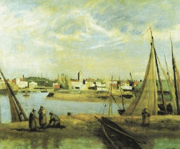 Impressionismus als Abkehr alter Wertvorstellung